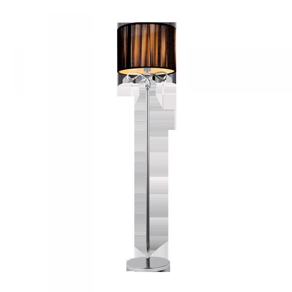 Elmark LILLY állólámpa szövetbúrával - Lilly lámpacsalád