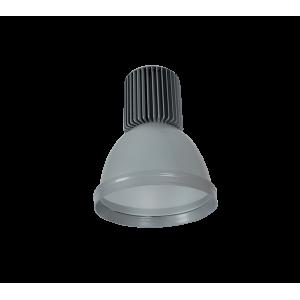 LED csarnokvilágító mini 30W szürke