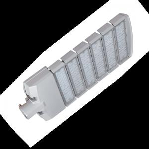 Utcai LED lámpa 250W SMD szürke