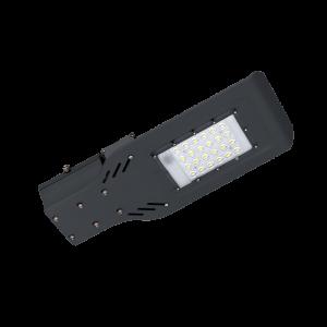 Utcai LED lámpa 50W SMD fekete