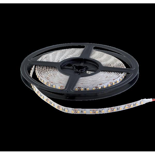 LED szalag SMD3528 24VDC 9,6W 120PCS/M IP20 hideg fehér , 5 MÉTER (1 TEKERCS)
