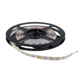 LED szalag 5050 24VDC 14,4W 60PCS/M IP20 2700-3000K , 5 MÉTER (1 TEKERCS)