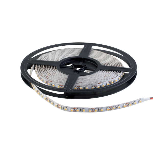 LED szalag SMD3528 24VDC 9,6W 120PCS/M IP20 zöld , 5 MÉTER (1 TEKERCS)