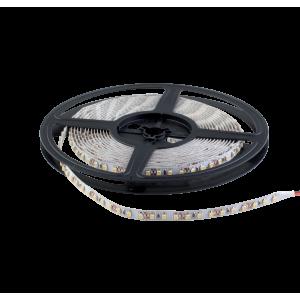 LED szalag SMD3528 24VDC 9,6W 120PCS/M IP20 RED , 5 MÉTER (1 TEKERCS)