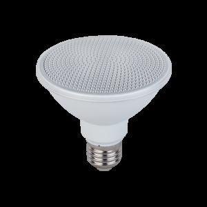 LED lámpa ,égő, E27 foglalat , PAR 30, 15 Watt , meleg fehér