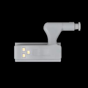 LED szekrény és fiók lámpa nyomókapcsolóval 2W
