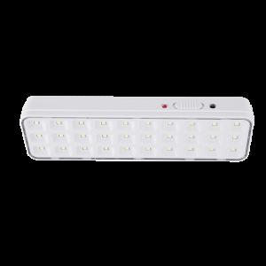 XL102 LED vészvilágító biztonsági lámpa 2 W