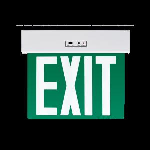 9XL3115 vészvilágító lámpatest exit felirattal
