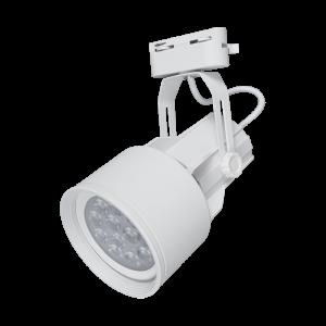 LED sínes lámpatest, TL2211 track light, 15 W,  fehér színű- Elmark
