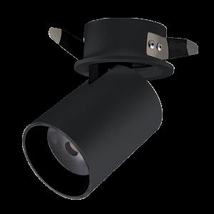 LED sínes lámpatest fix TLMB1 track light, 15 W,  fekete  színű- Elmark 4000K