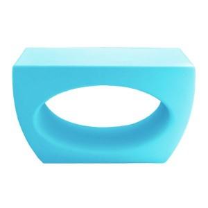 LED asztal BORNEO kék IP65