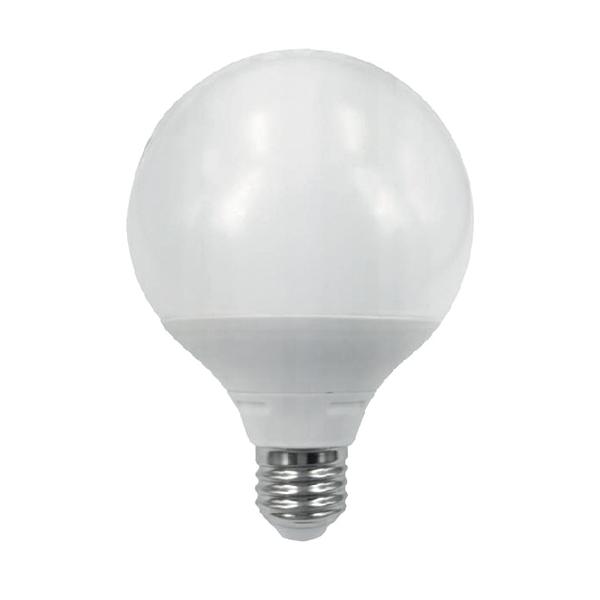 Elmark LED G120 nagy gömb izzó, 20 W meleg fehér