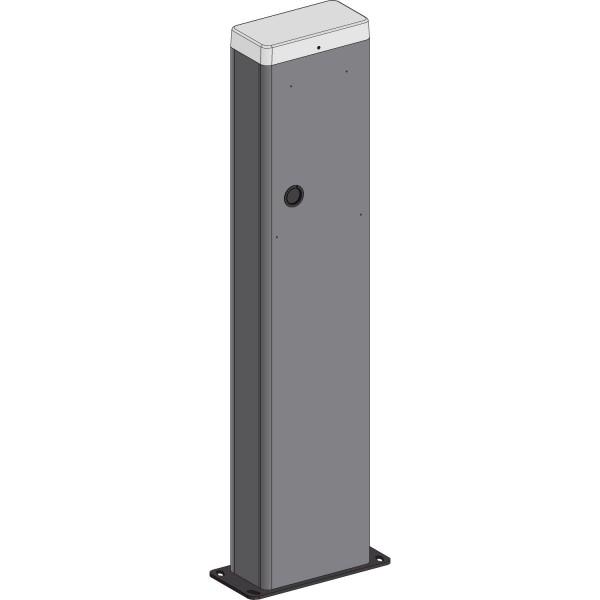 Tartóoszlop 1 vagy 2 db EVLink Smart Wallboxhoz