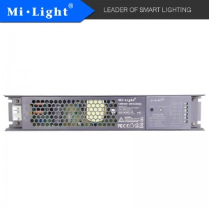 Miboxer LED tápegység és vezérlő egyben 100W 24V színes és fehér szalagokhoz