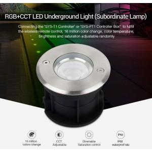 LED RGB+CCT talajlámpa 5W