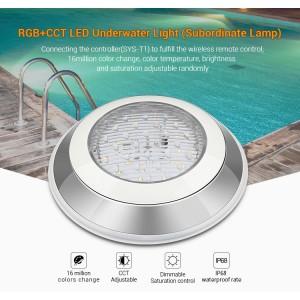 LED RGB+CCT Medence lámpa 12W