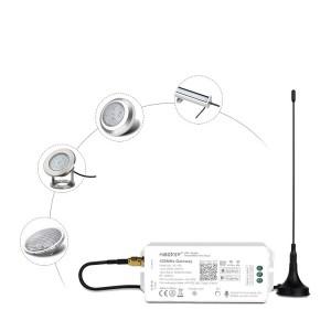 Miboxer LORA WIFI SMART vezérlő 433MHz DMX512 bemenettel
