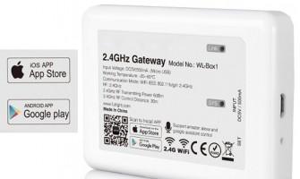 Miboxer WiFi 2,4GHz Gateway