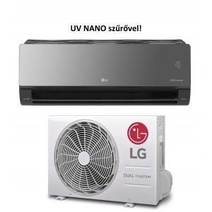 LG AC24BH Artcool oldalfali split (R32, 7,1 kW) UV Nano szűrővel