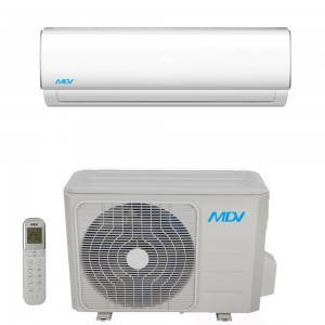 MDV oldalfali inverteres monosplit klíma 3,5 kW RAG-035B-SP
