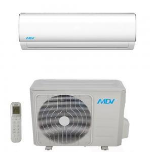 MDV RAG-053B-SP oldalfali split klíma (R32, 5,3 kW)