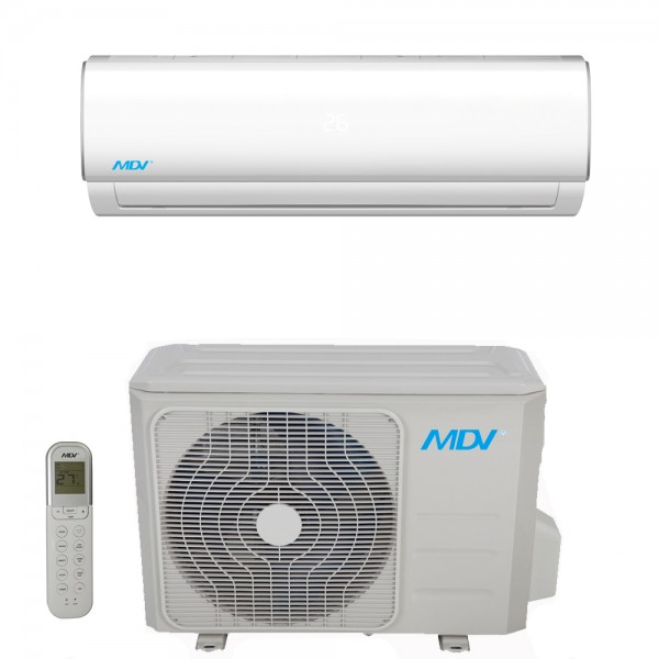 MDV oldalfali inverteres monosplit klíma RAG-026B-SP