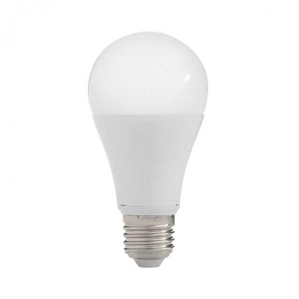 TriColor CCT dekor LED égő, E27, 12W, 1000Lm, 2700K-6300K