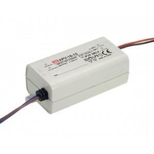 Mean Well APV-16-24 LED tápegység