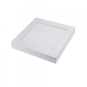 Optonica falon kívüli négyzet CCT LED panel állítható fehér fény 3000K-6000K 18W