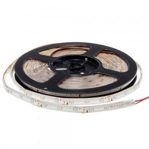 Optonica kültéri meleg fehér LED szalag 3528/60 12V 4,8W 2800K IP54