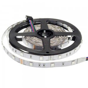 RGB Professzionális LED szalag 12V 5050 30 LED/m 500lm/m