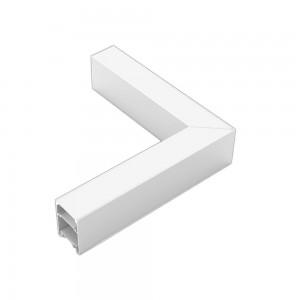 LED 8W L-alakú csatlakozó EHOP5382 lineáris lámpatesthez fehér  4000K