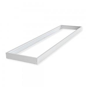 Basic LED panel beépítő keret 1200 X 300 X 55 mm