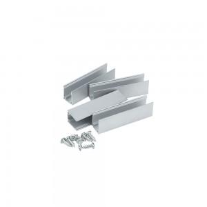Flex Neon RGB 230V Alumínium profil 5cm