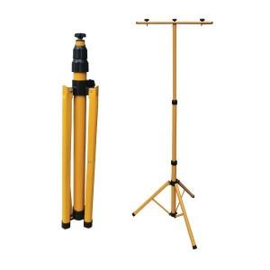 Reflektor tartó állvány sárga teleszkópos