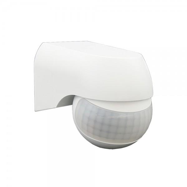 LED PIR Mozgásérzékelő 180° 12 m, IP54 Optonica, fehér