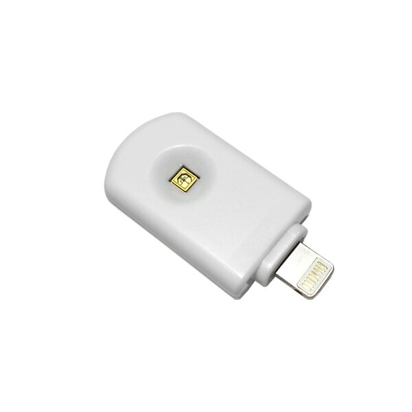 UV-C fertőtlenítő okostelefon adapter Lighting csatlakozó