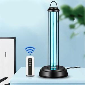 UV-C sterilizáló lámpa okos távirányítóval 38W