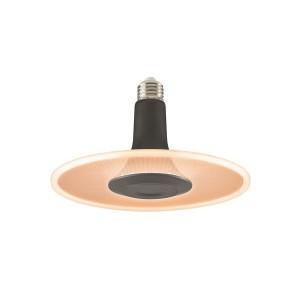 ToLEDo RADIANCE BLK DIM 850 827 E27 SL LED égő