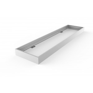 Sylvania LED panel kiemelő keret 1200x300x70 mm fehér