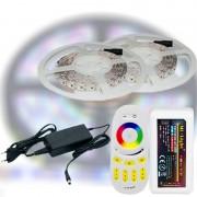 Mi-Light RF RGB 5050-30 LED szalag szett 10m