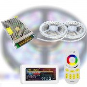 Mi-Light RF RGB 5050-60 LED szalag szett 10m
