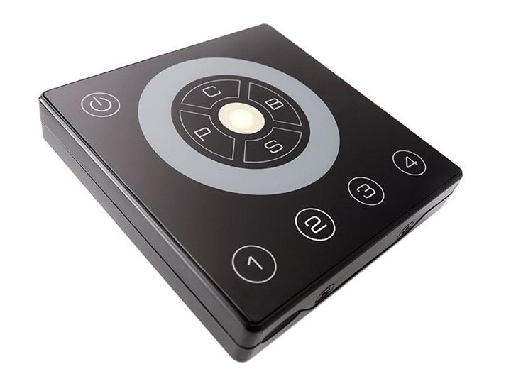 Art-4 RGBW DMX512 fali érintős vezérlő