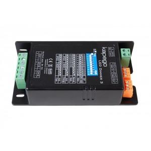 Vezérlő LED Dimmer 3 csatornás DMX512