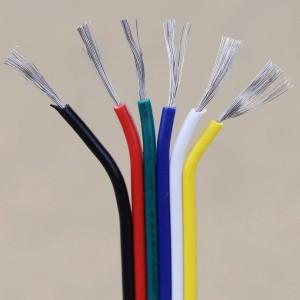 6 eres vezeték RGB+CCT LED szalagokhoz