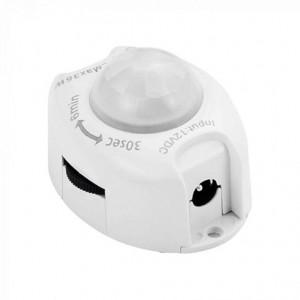 Design LED szalag mozgásérzékelő  kapcsoló, IR, DC csatlakozó