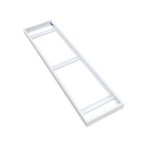 Capri rugós LED panel beépítőkeret 1200x300x60mm Fehér