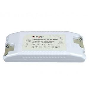 LED tápegység , dimmelhető, 29 watt 5 év Garancia!