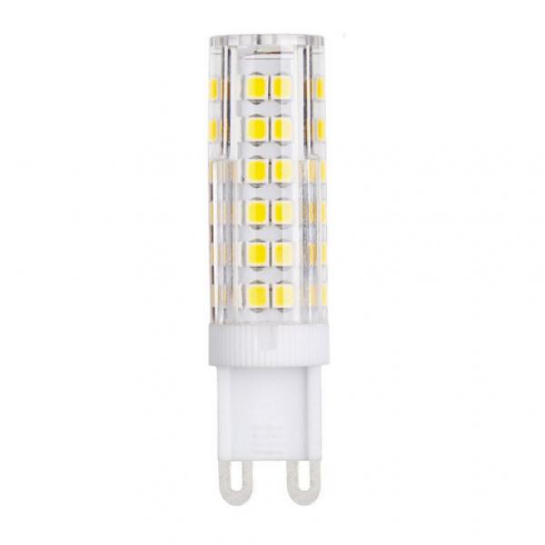 Kukorica LED égő, G9, 7W, 360°, 500Lm, meleg fehér,  MODEE