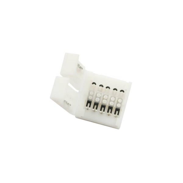 RGBW forrasztásmentes toldó és csatlakozó 5050-es LED szalaghoz